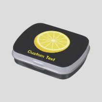 Halve Lemon Candy Tin