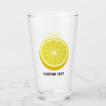 Halve Lemon Glass