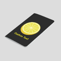 Halve Lemon Journal