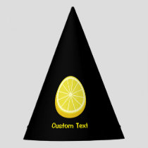 Halve Lemon Party Hat