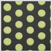 Halve Lime Pattern Fabric