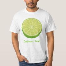 Halve Lime T-Shirt