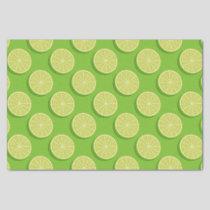 Halve Lime Tissue Paper