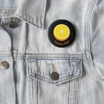 Halve Orange Button