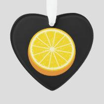 Halve Orange Ornament