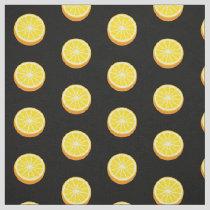 Halve Orange Pattern Fabric