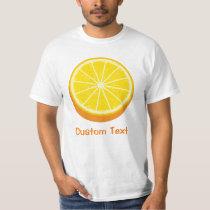 Halve Orange T-Shirt