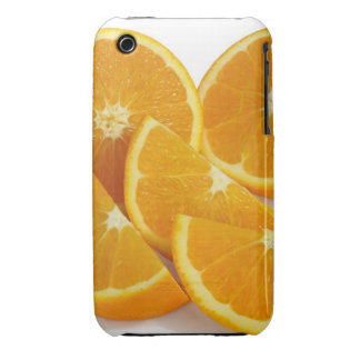 Halves and quarters of ripe, juicy, sweet iPhone 3 covers