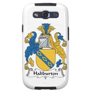 Halyburton Family Crest Samsung Galaxy S3 Case