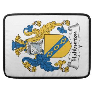 Halyburton Family Crest Sleeve For MacBook Pro