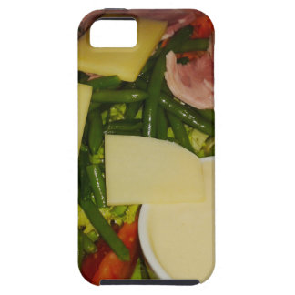 Ham and Cheese Salad iPhone 5 Cover