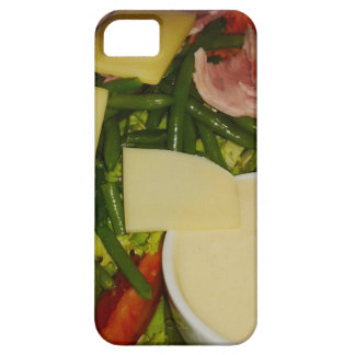 Ham and Cheese Salad iPhone 5 Covers