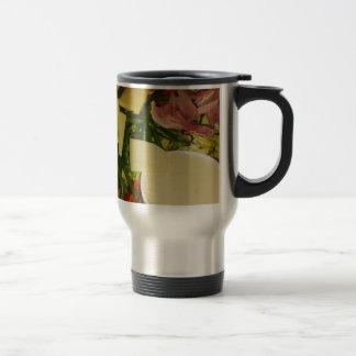Ham and Cheese Salad Travel Mug