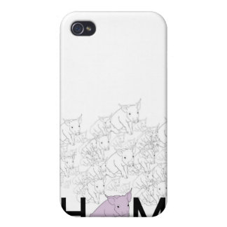 HAM CASE FOR iPhone 4