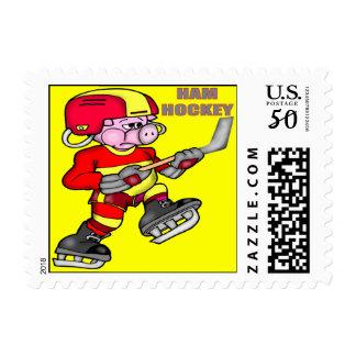 Ham Hockey Postage