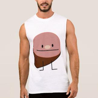 Ham holiday protein honey baked smoked pork sleeveless shirt