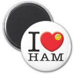 Ham Magnet