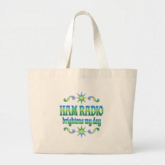 Ham Radio Brightens Bag