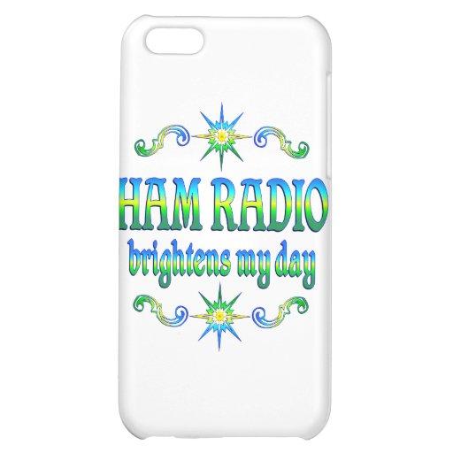 Ham Radio Brightens Case For iPhone 5C