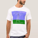 Ham Radio Bring The World Together T-shirt at Zazzle