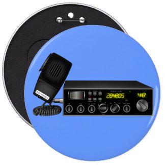 Ham Radio Pinback Buttons