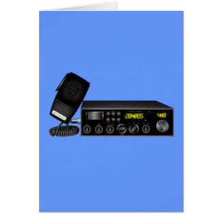 Ham Radio Card