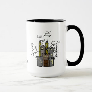 Ham Radio Castle Shack Mug   Customize It!