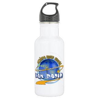 HAM RADIO - EXPLORE YOUR WORLD 18OZ WATER BOTTLE