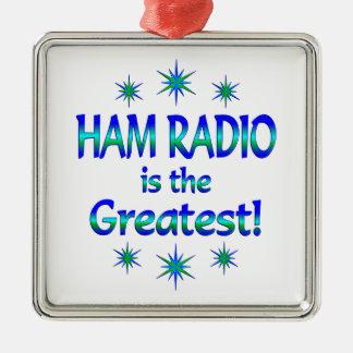 Ham Radio is the Greatest Christmas Tree Ornament