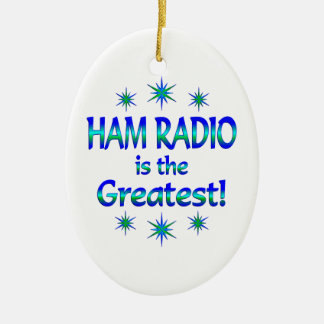 Ham Radio is the Greatest Ornaments
