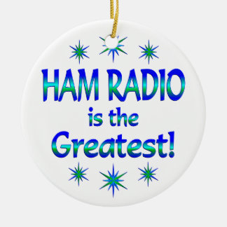 Ham Radio is the Greatest Ornament