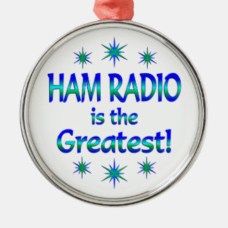 Ham Radio is the Greatest Christmas Tree Ornaments