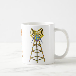 Ham Radio Mason Coffee Mug