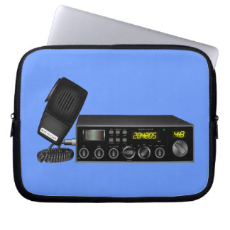 Ham Radio Nautical Communications Laptop Sleeve