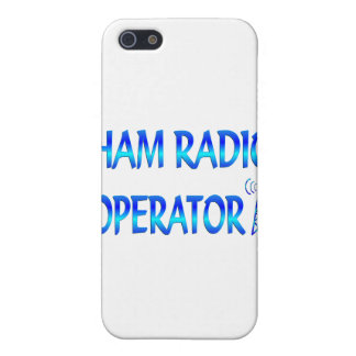 Ham Radio Operator iPhone 5 Cover
