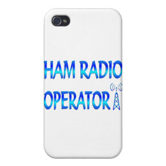 Ham Radio Operator Cover For iPhone 4