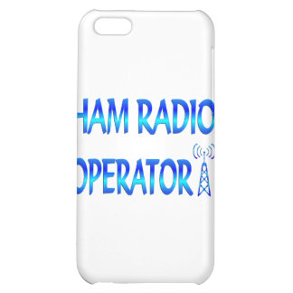 Ham Radio Operator Case For iPhone 5C