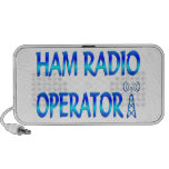 Ham Radio Operator iPhone Speakers
