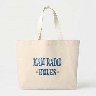 Ham Radio Rules Bags