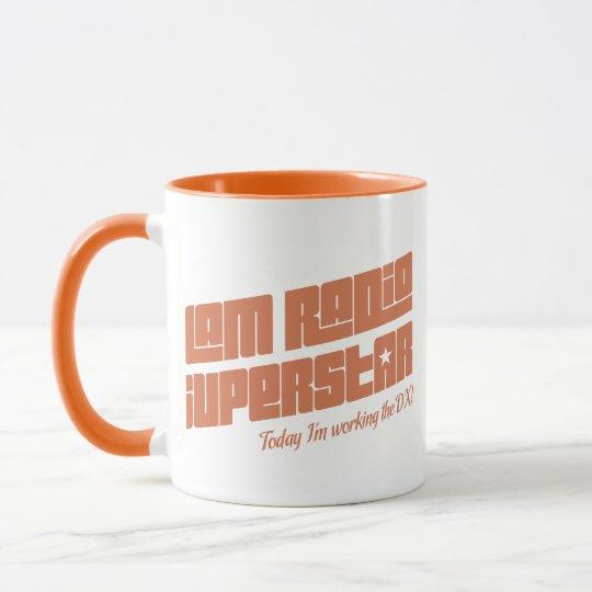Ham Radio Superstar Mug