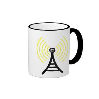 Ham Radio Transmitter Mug