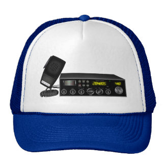 Ham Radio Trucker Hat