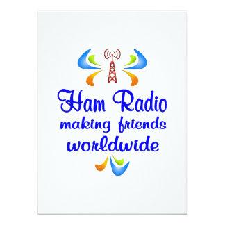Ham Radio Worldwide Personalized Announcements