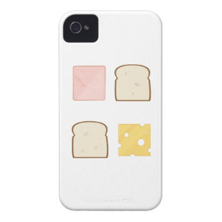 Ham Sandwich iPhone 4 Cover
