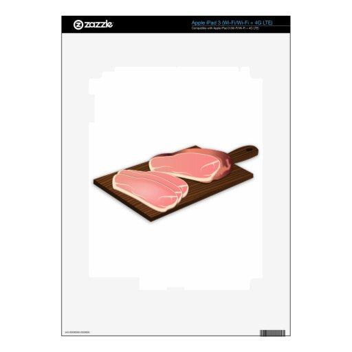 Ham Skin For iPad 3