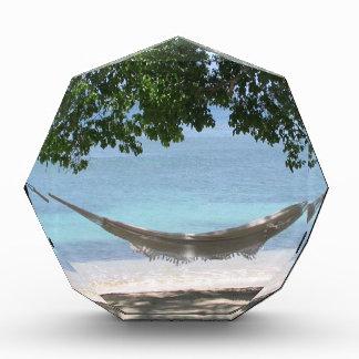 Hamaca de la playa