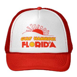 Hamaca del golfo, la Florida Gorras