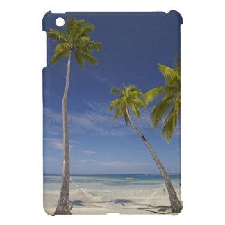 Hamaca y palmeras, centro turístico isleño de la p