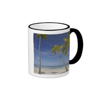 Hamaca y palmeras, centro turístico isleño de la p taza de café