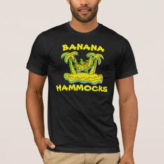 Hamacas del plátano playera